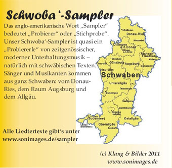 Schwoba'-Sampler Cover